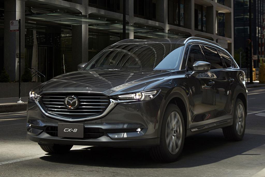 2018 Mazda Cx 8 Full Details Motoring Com Au