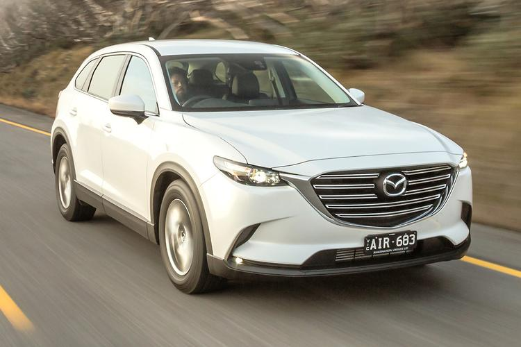 Mazda CX 9 2017 Review