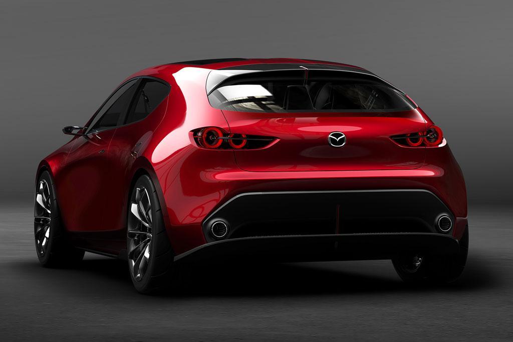 Mazda3 Skyactiv X >> TOKYO MOTOR SHOW: Next Mazda3 previewed - motoring.com.au