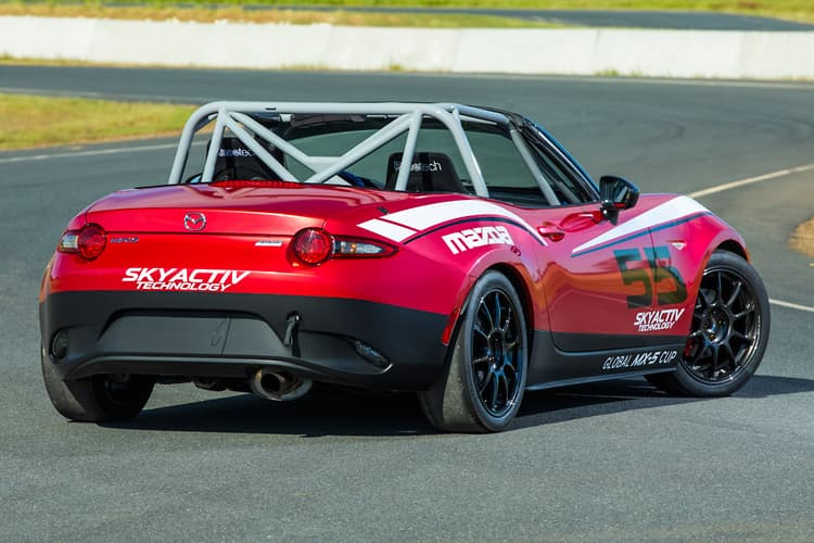 In The USA At Least, Buying A Global MX 5 Cup Car Is As Simple As Visiting  Mazdamotorsports.com, Clicking On The Banner At The Top Of The Home Page  And ...