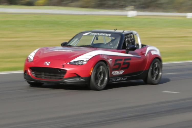 Mazda MX 5 Cup Welcomes Motoring.com.au