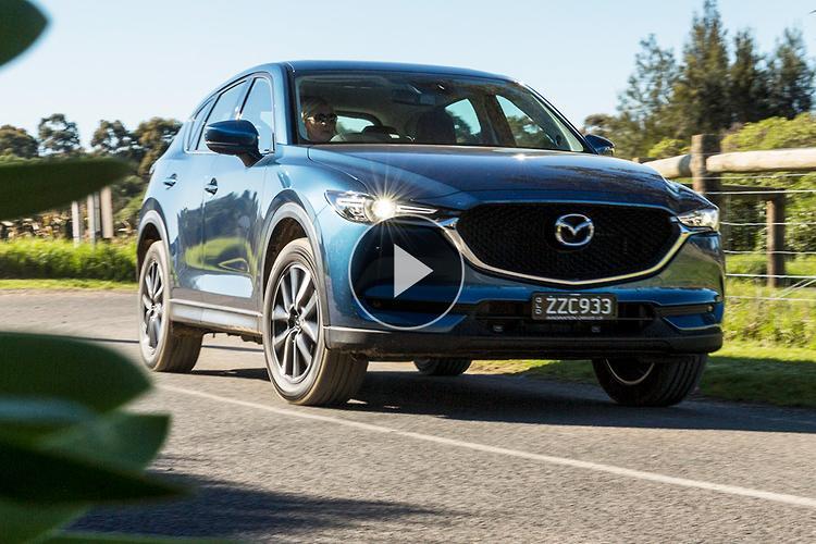 Mazda CX 5: 2017 Medium SUV Comparison