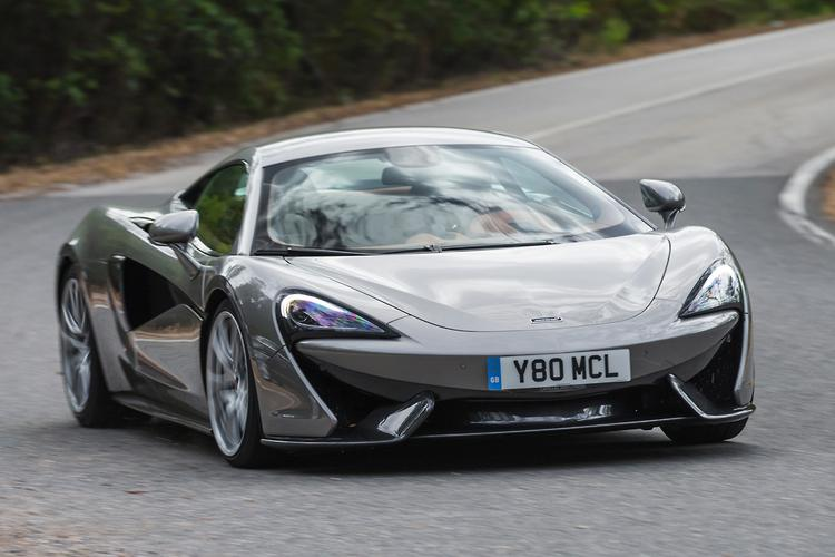 McLaren 570S Coupe 2015 Review