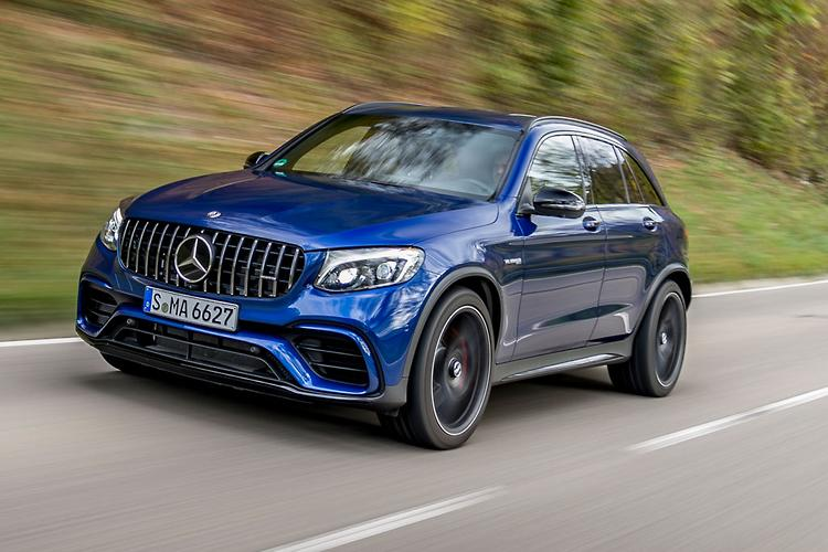 mercedes benz glc 63 amg 2017 review. Black Bedroom Furniture Sets. Home Design Ideas
