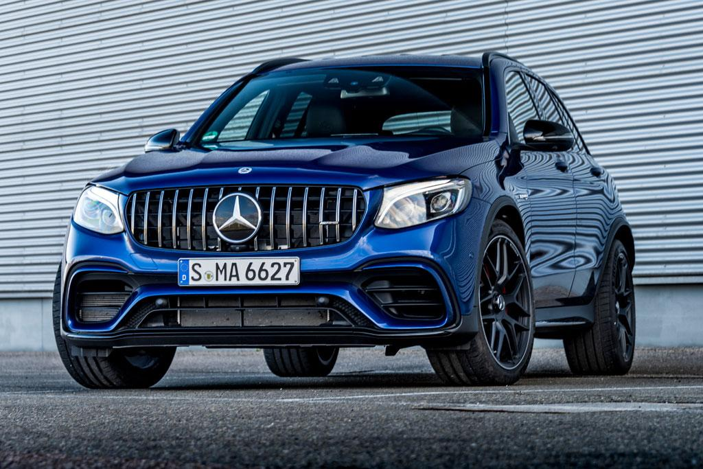 mercedes-benz glc 63 amg 2017 review - motoring.au