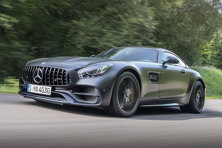 mercedes amg gt c coupe edition 50 2017 review motoring. Black Bedroom Furniture Sets. Home Design Ideas