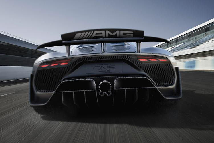 Mercedes-AMG Project One revealed: F1 on the road