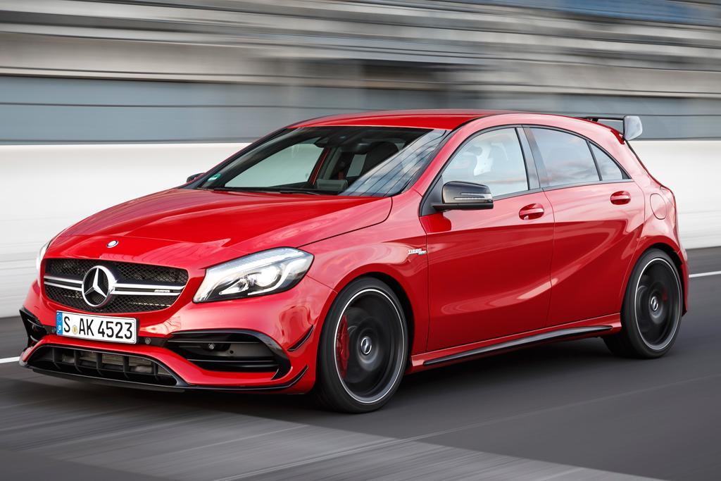 Mercedes benz updates a class for Mercedes benz s class price list