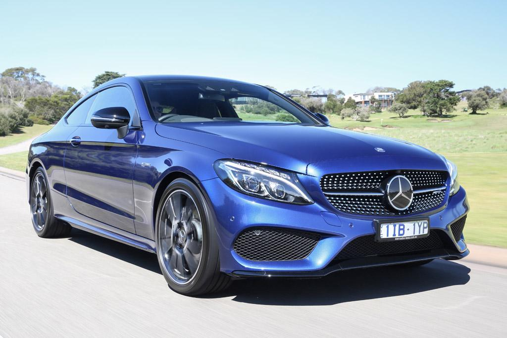 2017 Mercedes Amg C63 Coupe Review Specs And Price >> Mercedes-AMG C 43 Coupe 2016 Review - motoring.com.au