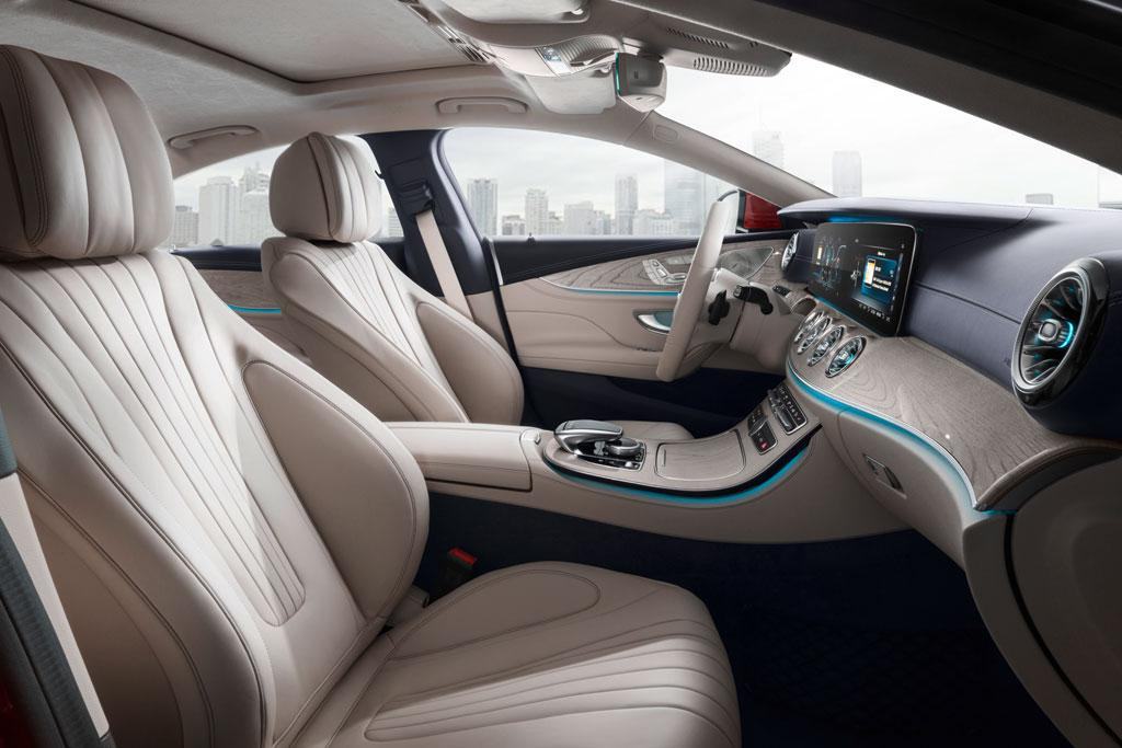 LA MOTOR SHOW: Mercedes reinvents CLS - motoring.com.au