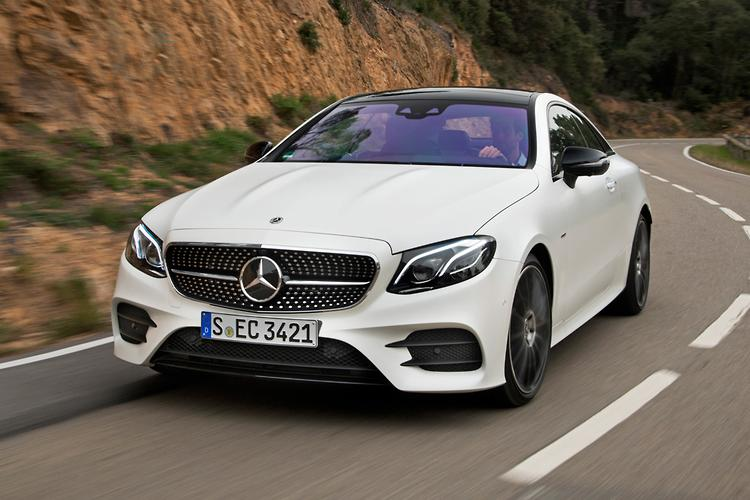 Mercedes Benz E Class Coupe 2017 Review