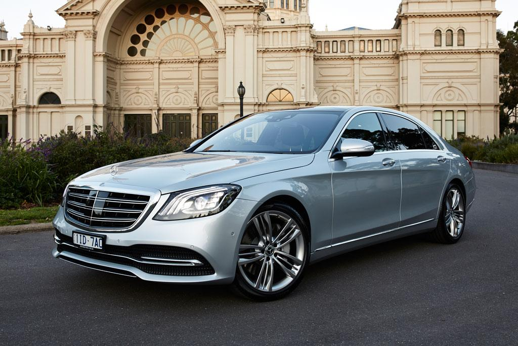 mercedes benz 2018 s class pricing revealed. Black Bedroom Furniture Sets. Home Design Ideas