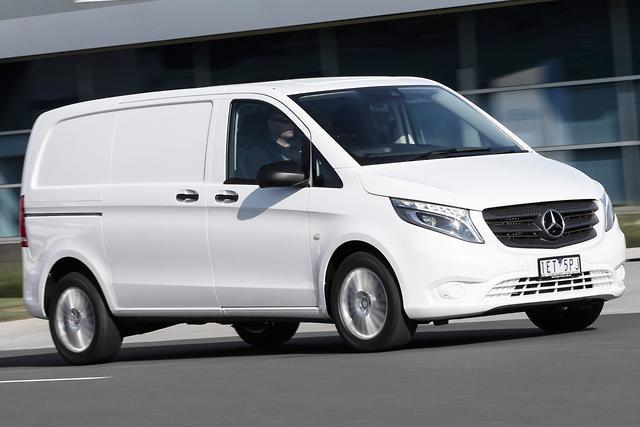 Mercedes Benz Vito 2015 Review Motoring Com Au