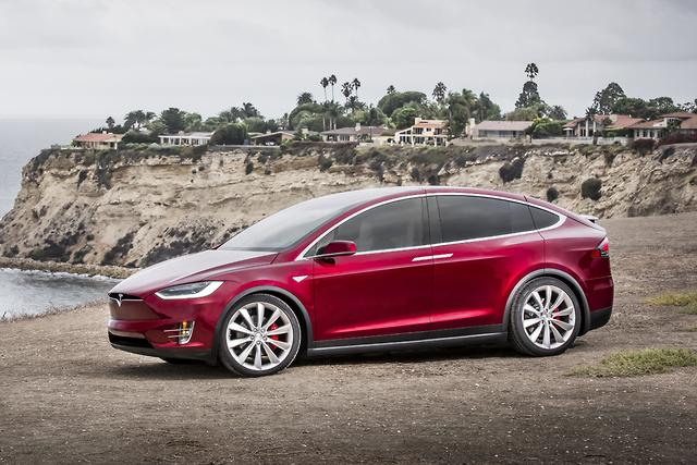 Tesla Model X high-spec pricing revealed - motoring com au