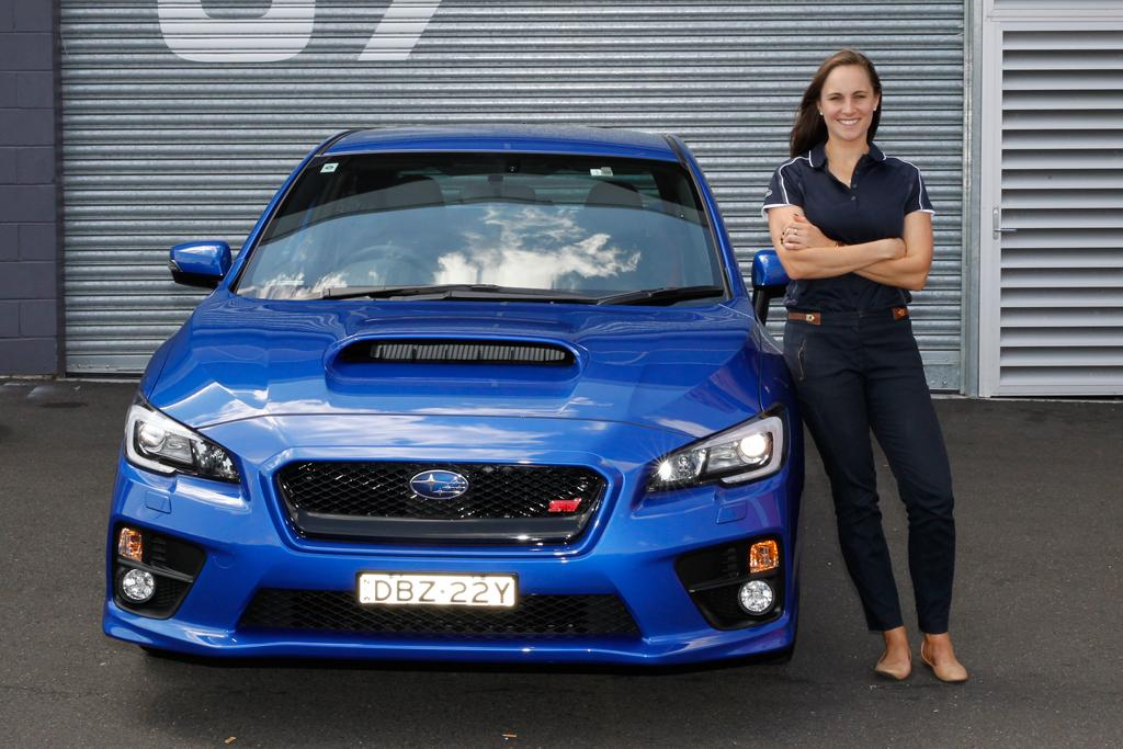 Subaru Re Enters Rallying Motoring Com Au