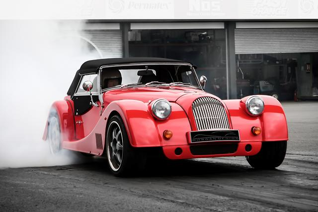 Morgan Sports Cars Reapproved For Oz Motoringcomau - Iconic sports cars