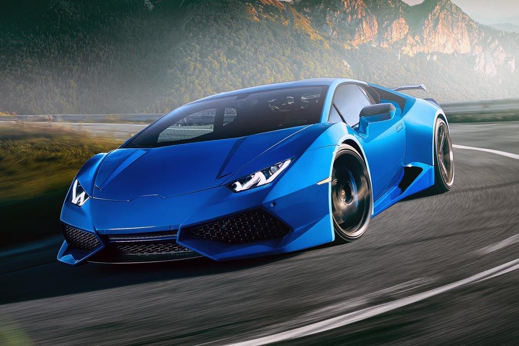 Lamborghini Huracan Muscles Up Motoring Com Au