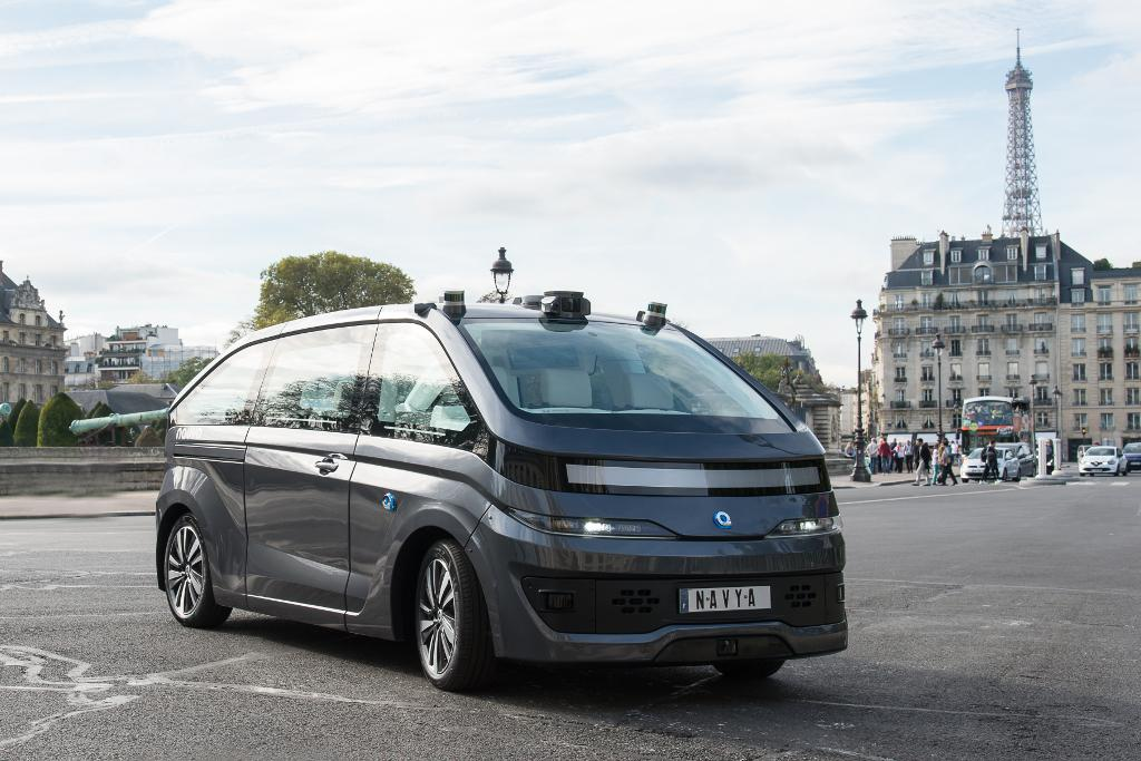 French Beat Google To Driverless Taxis Motoring Com Au