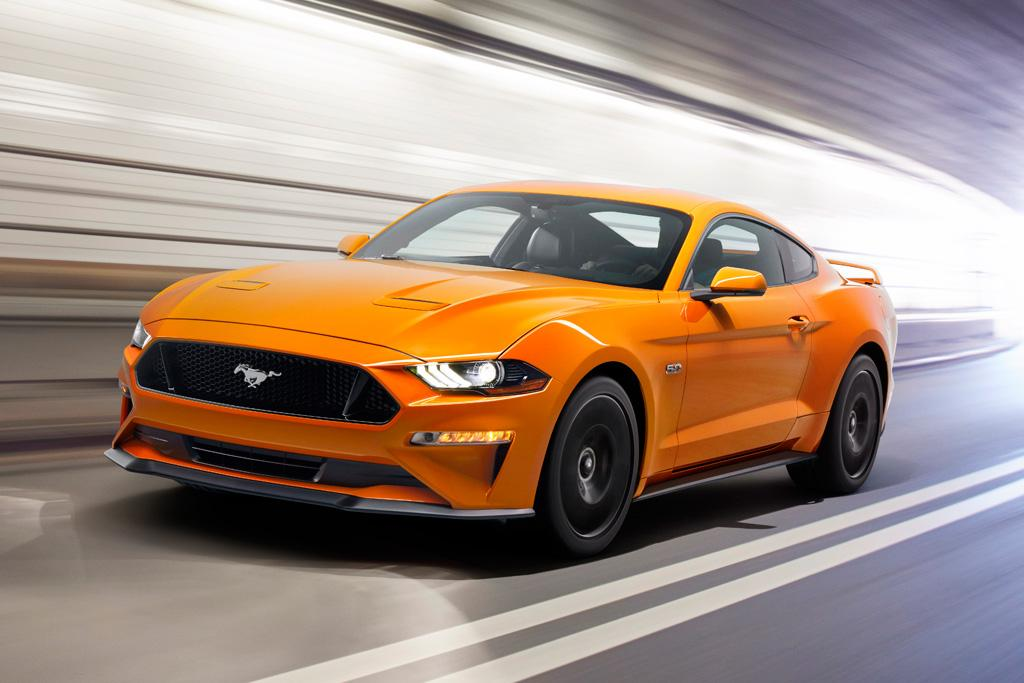 2018 Ford Mustang revealed - motoring.com.au