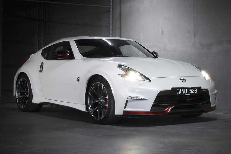 Captivating New Sub $50K Starting Price For Nissan 370Z As First NISMO Version Joins  The Range