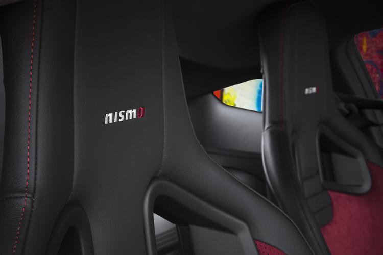 nissan-370z-nismo-interior-6 - motoring com au