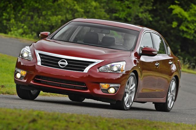Nissan Axes Altima Motoring Com Au