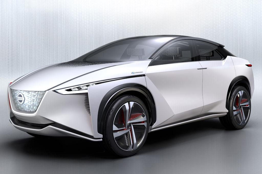 Tokyo Motor Show Nissan Debuts Ev Softroader Motoring