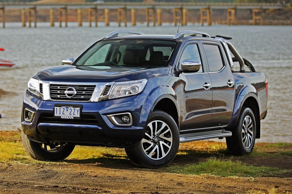 Nissan Navara Series 2 on sale - motoring com au