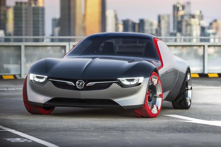 Geneva Motor Show Opel Gt Made In Australia Motoring Com Au