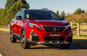 Peugeot 3008 2018 Review - motoring com au