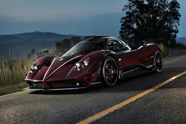 Pagani Brings Wrecked Zonda Back From The Dead Motoring Com Au