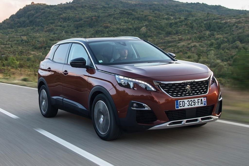 peugeot 3008 2017: video review - motoring.au