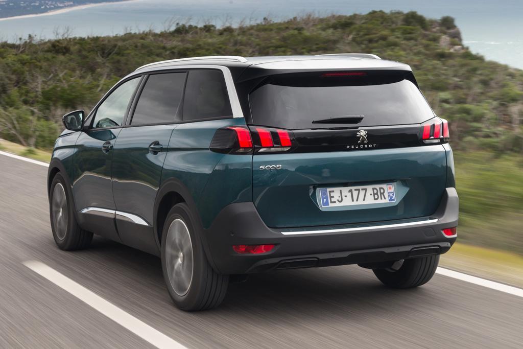 Peugeot 5008 2017 Review Motoring