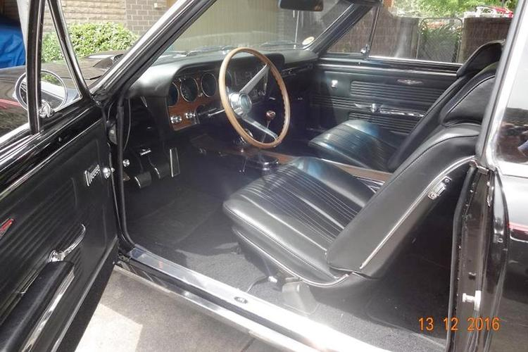 From The Classifieds: 1967 Pontiac GTO Manual - motoring com au