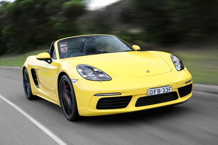 Porsche 718 Boxster 2016 Review Motoring Com Au