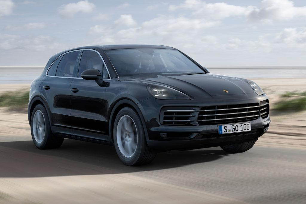 Porsche Cayenne 2018 Review