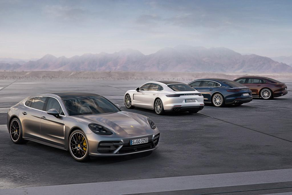 New Porsche Panamera From 210k Motoring Com Au
