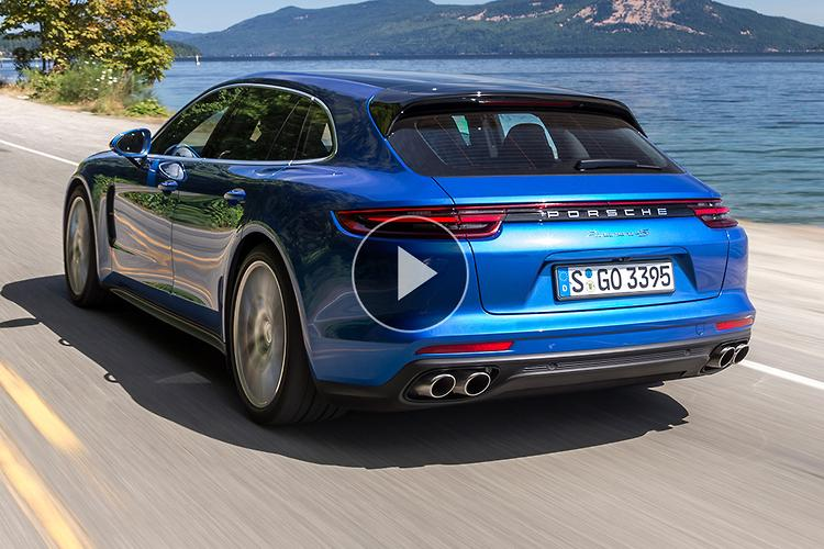 porsche panamera wagon 2018. exellent 2018 porsche panamera sport turismo 2017 video review u003eu003e on porsche panamera wagon 2018