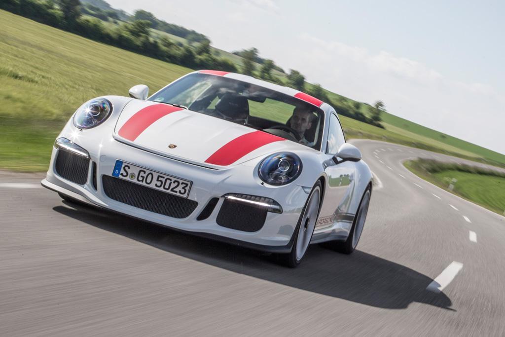 Porsche 911 r 2016 review motoring porsche 911 r 2016 review sciox Images