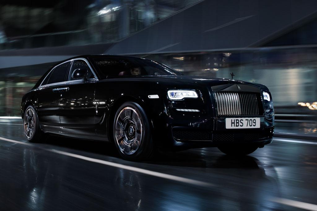 New Rolls Royce Phantom >> Best of British: Rolls-Royce Wraith Black Badge - motoring.com.au