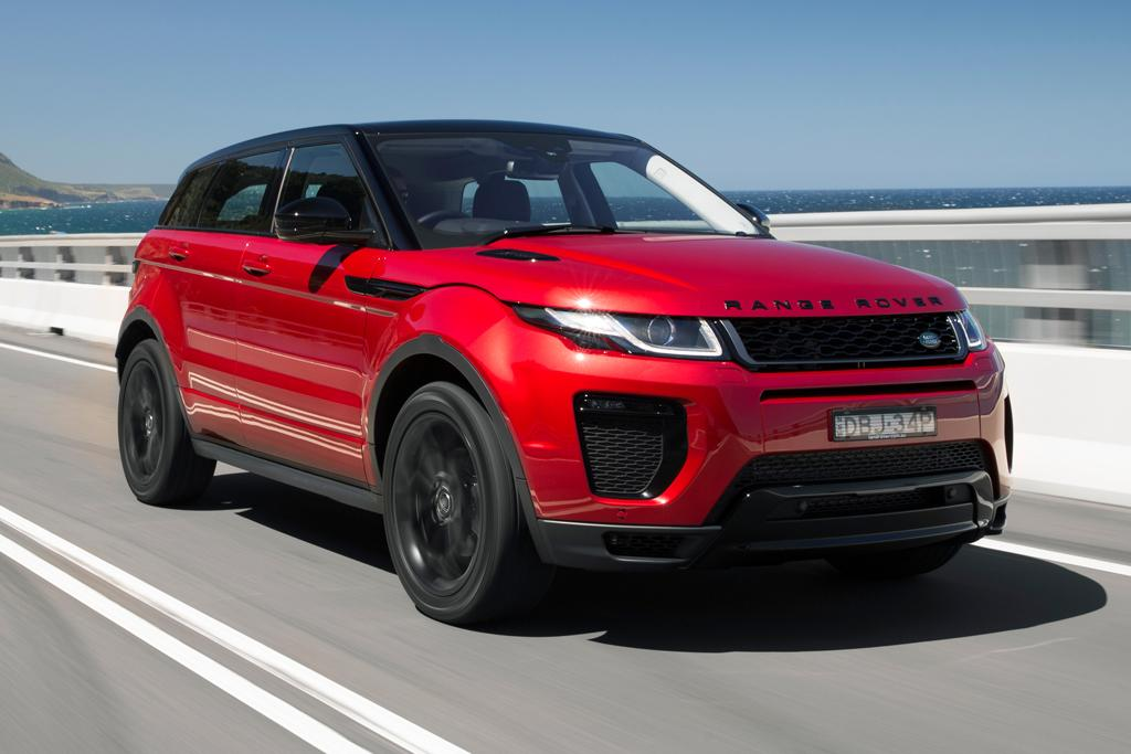 Range Rover Evoque Reviews Car And Driver