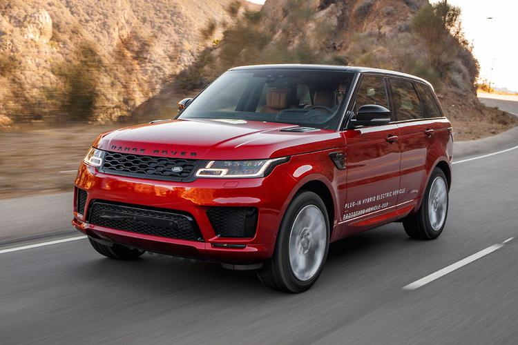 Range Rover Convertible For Sale >> Range Rover Sport PHEV 2018 Review - motoring.com.au