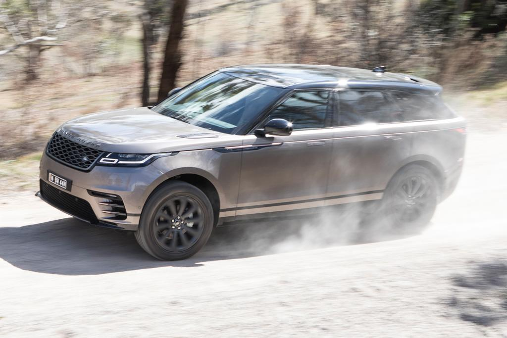 range rover velar 2017 review. Black Bedroom Furniture Sets. Home Design Ideas