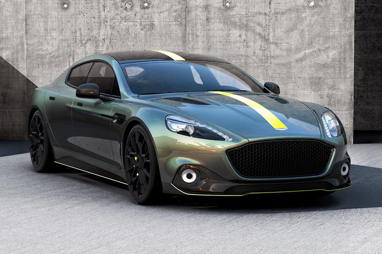 Aston Martin Launches AMR High Performance Brand