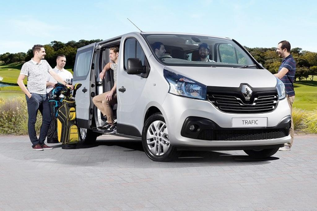 renault trafic crew van lobs. Black Bedroom Furniture Sets. Home Design Ideas