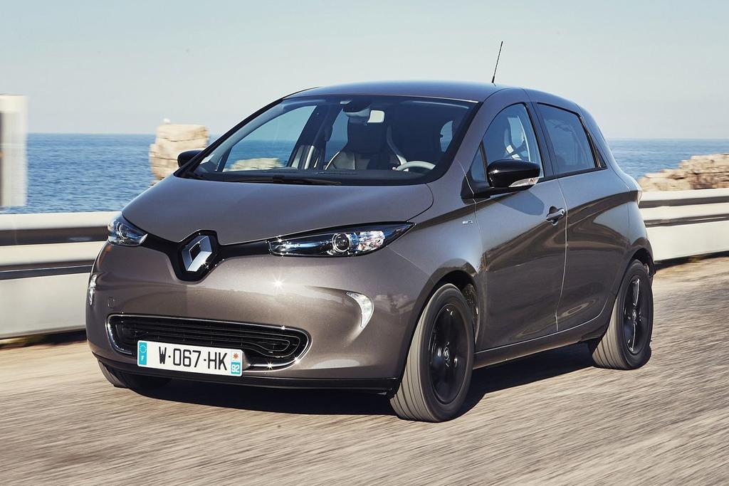 renault zoe 2018 review. Black Bedroom Furniture Sets. Home Design Ideas
