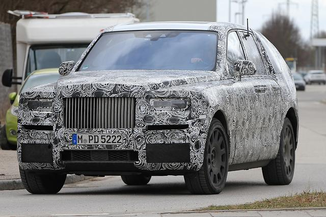 2018 rolls royce cullinan. perfect royce despite the disguise cladding rollsroyce cullinan appears to be in  final stages of development prior launch mid2018 in 2018 rolls royce cullinan