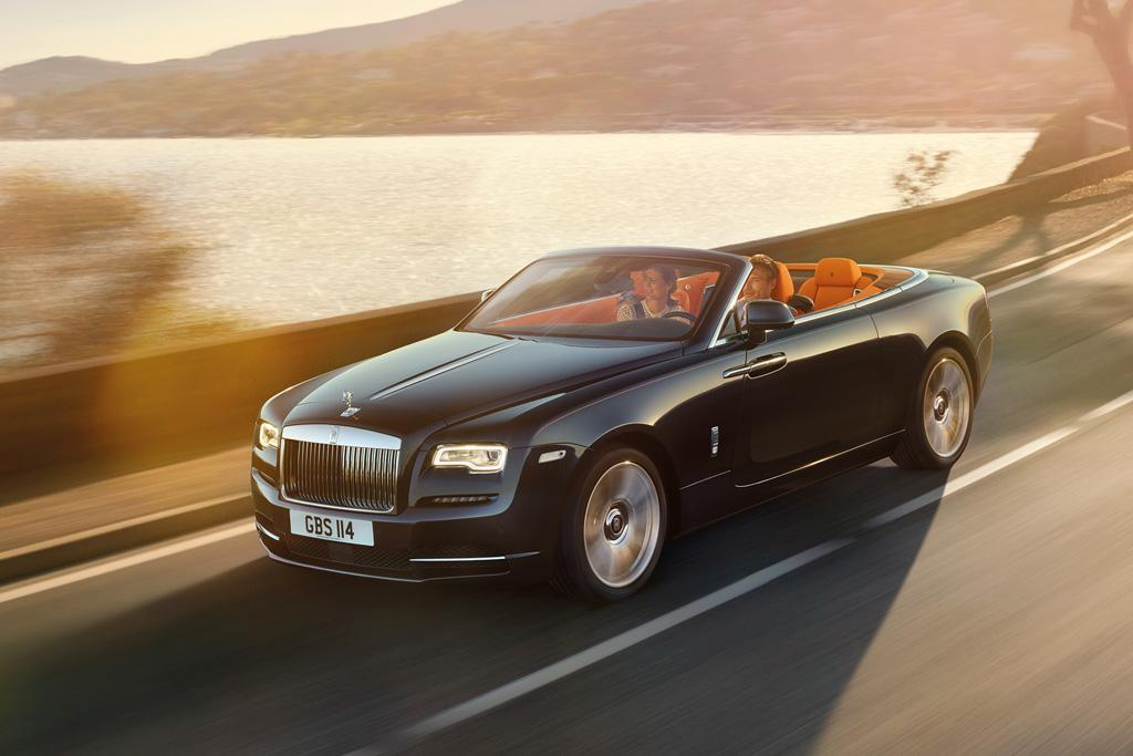 Rolls Royce Dawn 2017 Review Motoring Com Au