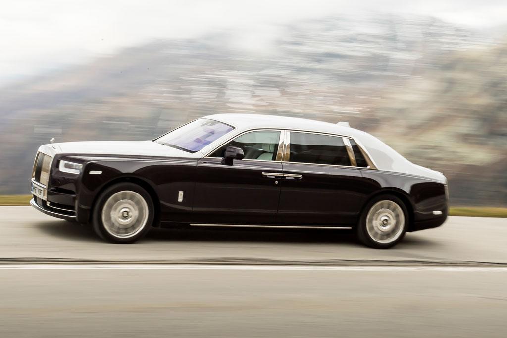 100 2018 Rolls Royce Phantom Viii Eye Candy The New
