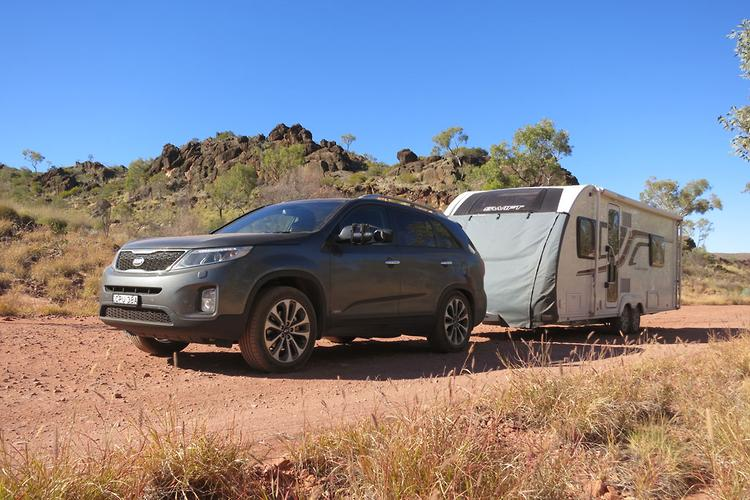 Captivating Updated Kia Sorentou0027s 2000kg Tow Capacity Still Below Key Seven Seat SUV  Rivals